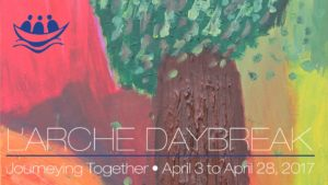 Journeying Together – An Exhibition of New Art from the L'Arche Daybreak Craft Studio