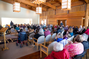 Easter Celebrations at L'Arche Daybreak
